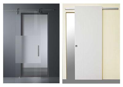 Immagini porte scorrevoli best porte scale e da interno scorrevole range noce x h with immagini - Spazzole per porte scorrevoli ...
