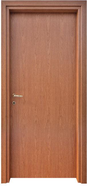 Cornici Per Porte Interne.Porte Interne In Legno Linea Basic Mod 521 Cornice Piatta