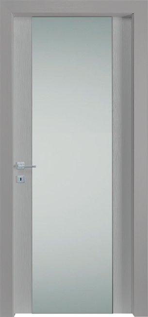 PORTE IN LEGNO PER INTERNI - LINEA FASHION - mod 652V - GRACE