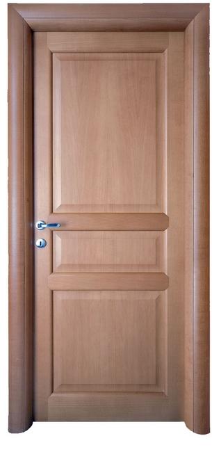 Porte interne in legno linea legno mod 327 p r - Porte interne su misura milano ...